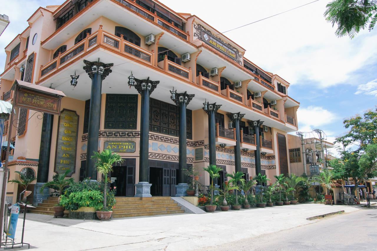 ホイアンの格安ホテルAn Phu