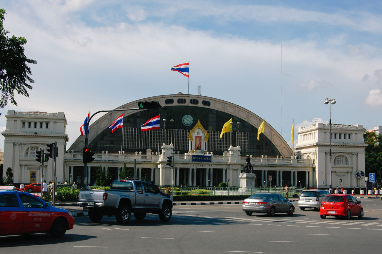 バンコク フアランポーン駅