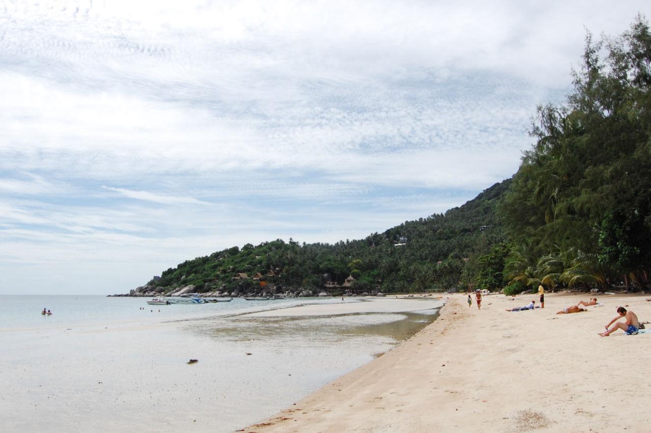 タオ島 サイリービーチ