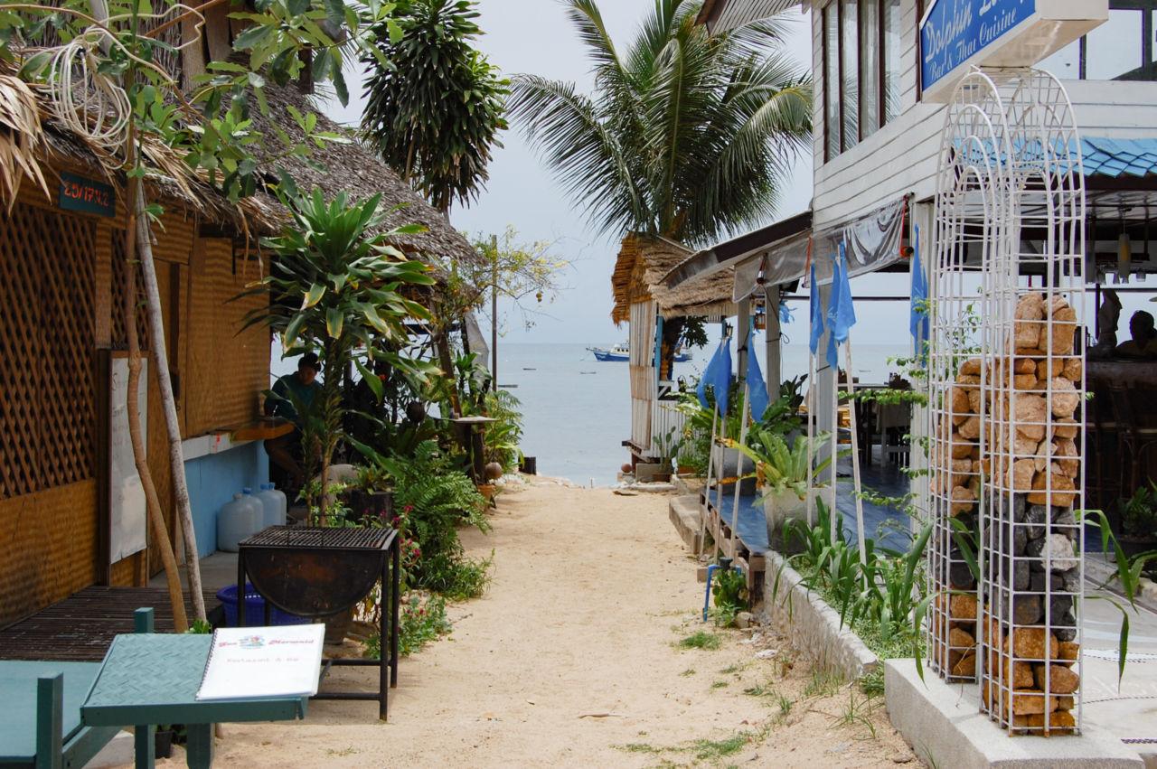 タオ島 Buddha View Dive Resort