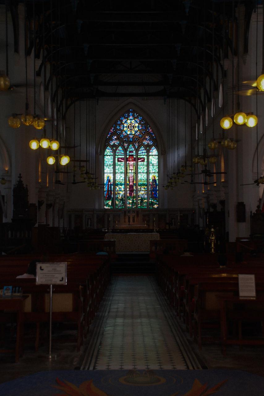 セント・ジョンズ大聖堂 (1849年創建 )