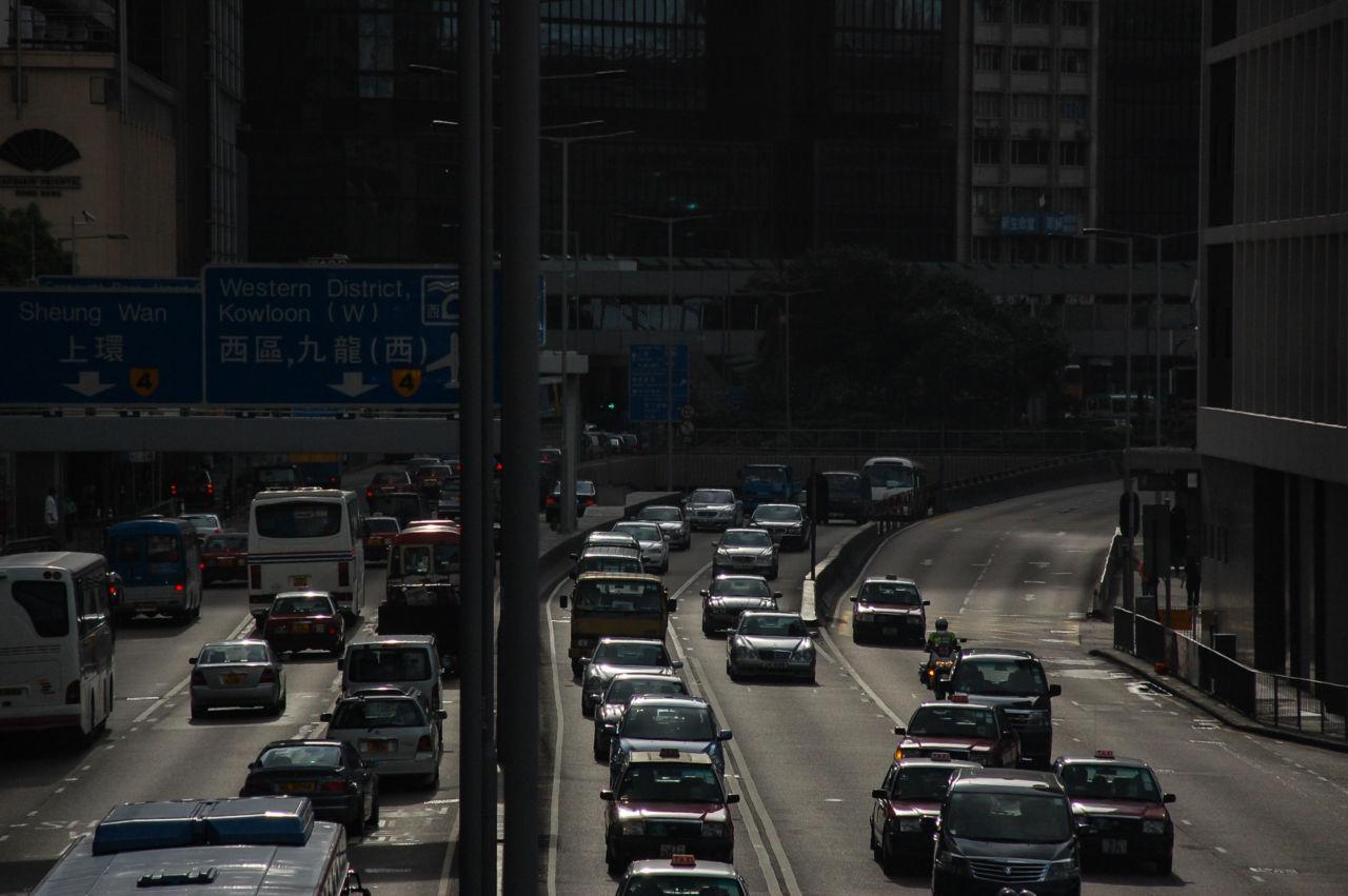 香港島 幹線道路
