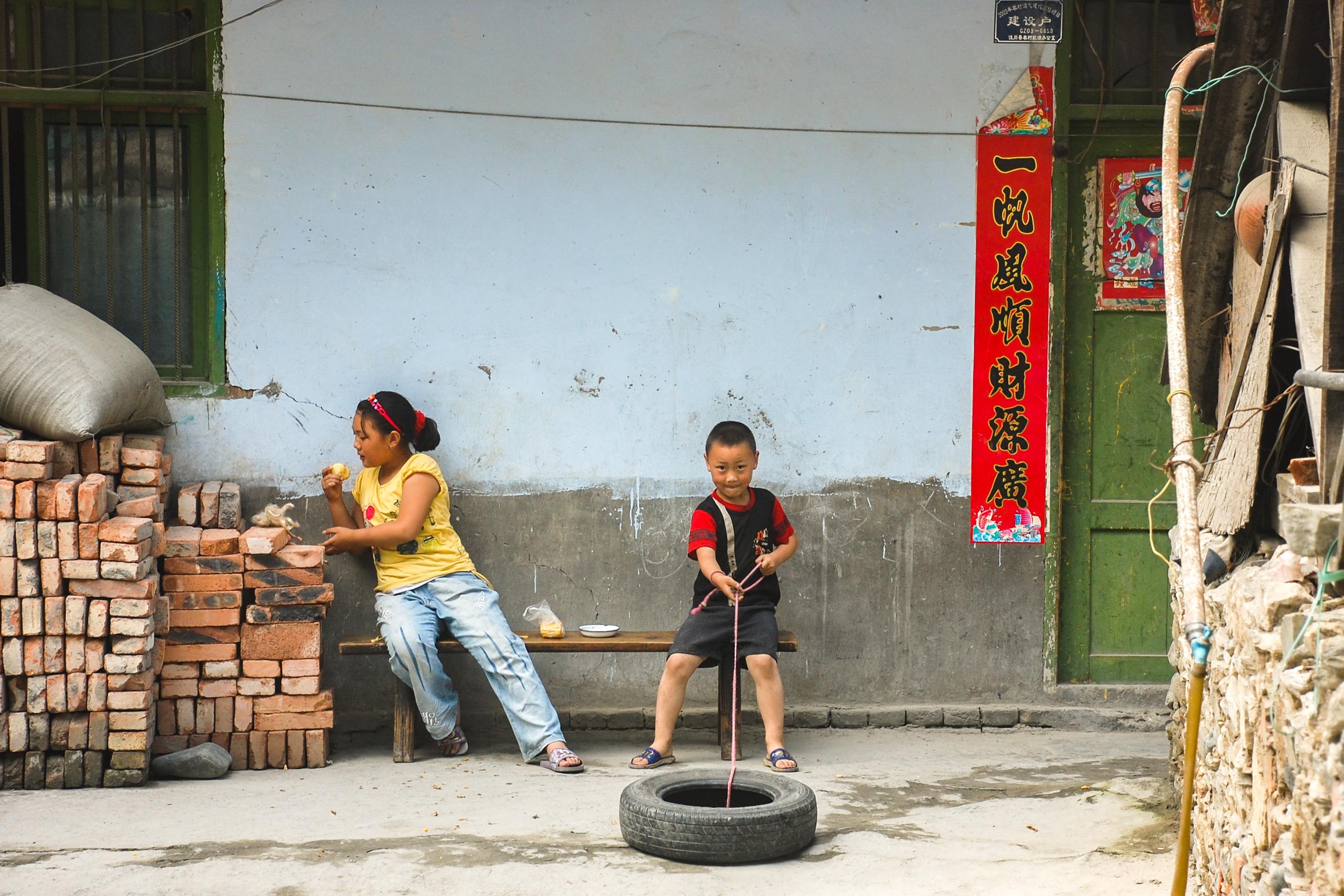 アバ・チベット族・チャン族