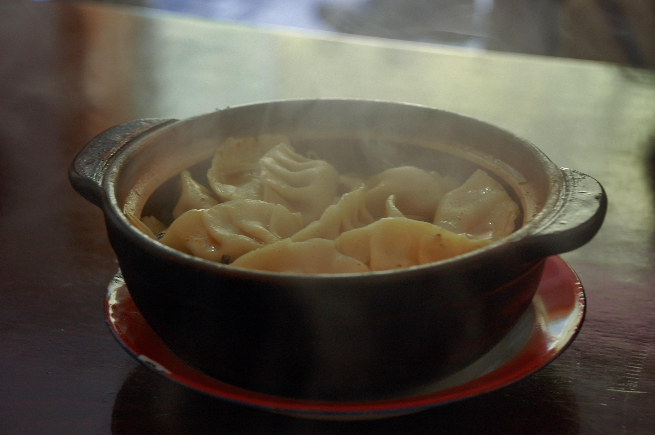 黄龍 水餃子